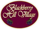 Blackberry Village Sign